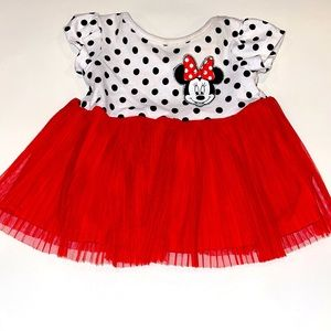 DISNEY BABY MINNIE MOUSE DRESS!🥳🎊